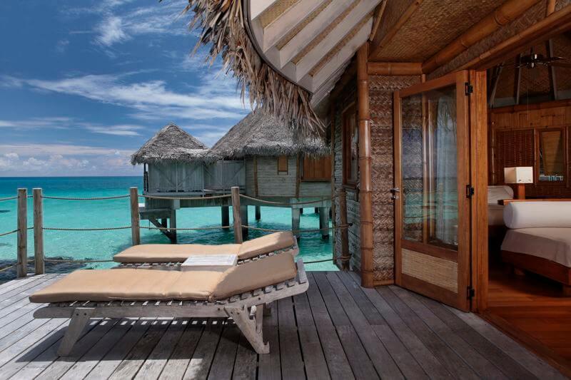 Tikehau pearl beach resort overwater bungalows