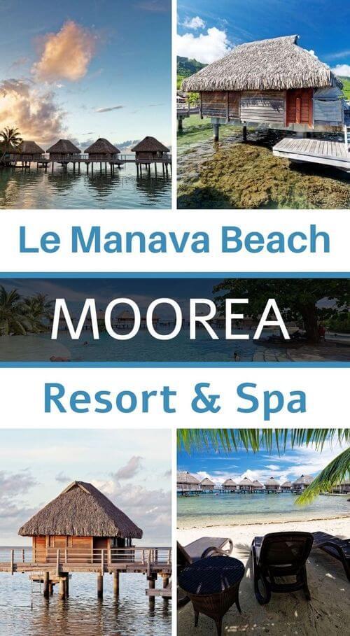 hotel manava beach à moorea