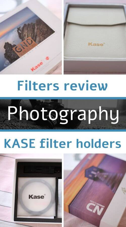 kase filters and filter holders