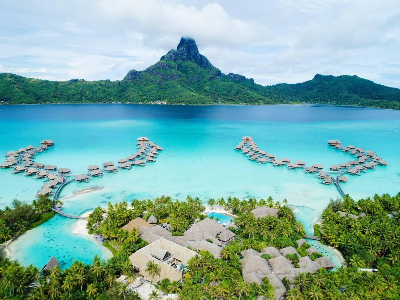 Intercontinental Bora Le Thalasso bora bora french polynesia