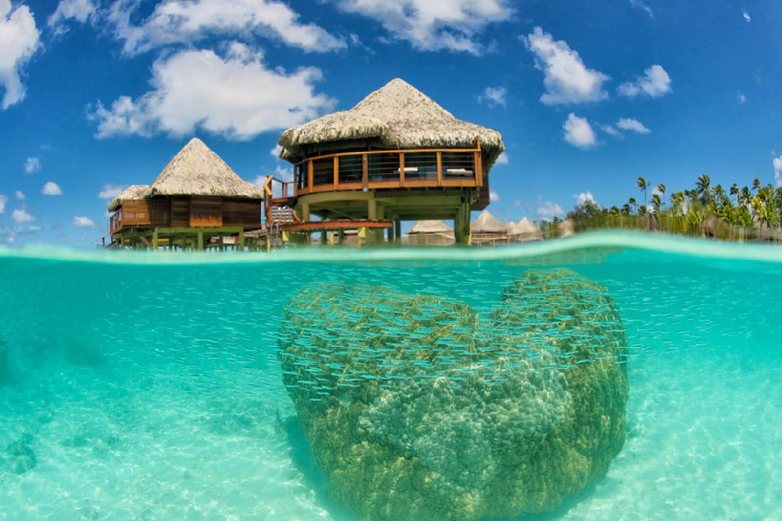 Hôtel Kia Ora Rangiroa atoll