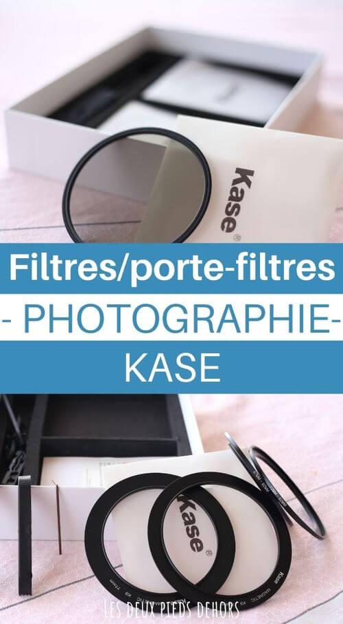 test des filtres kase