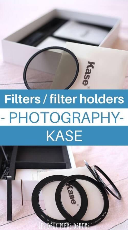 kase filters test