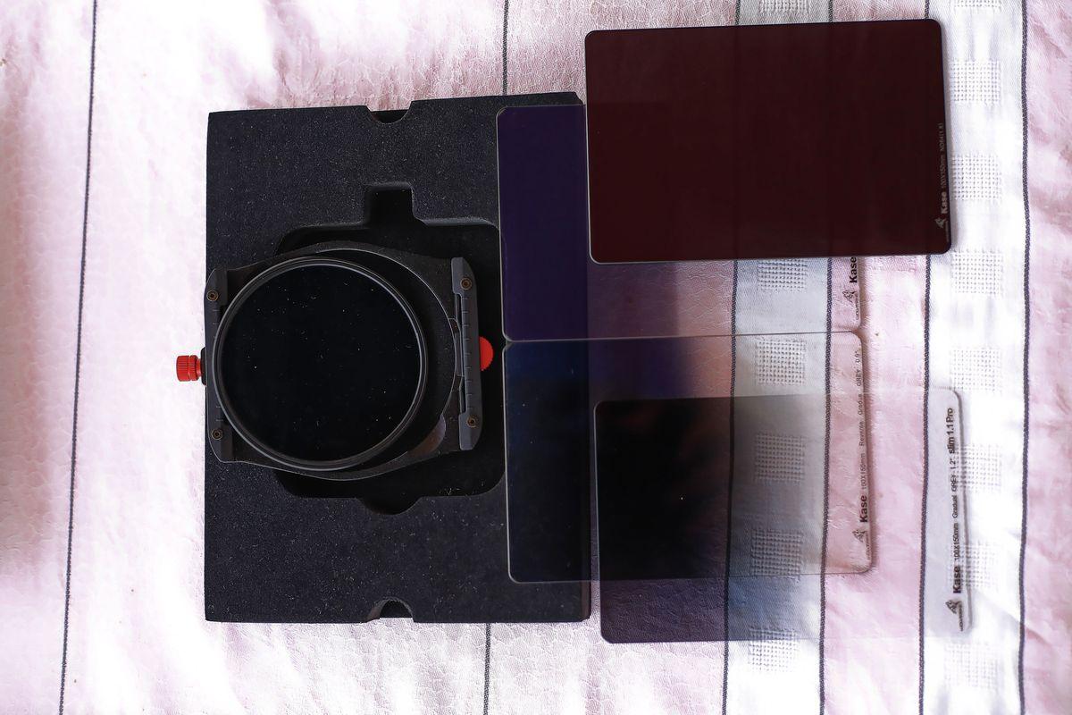 kase porte filtre et filtres