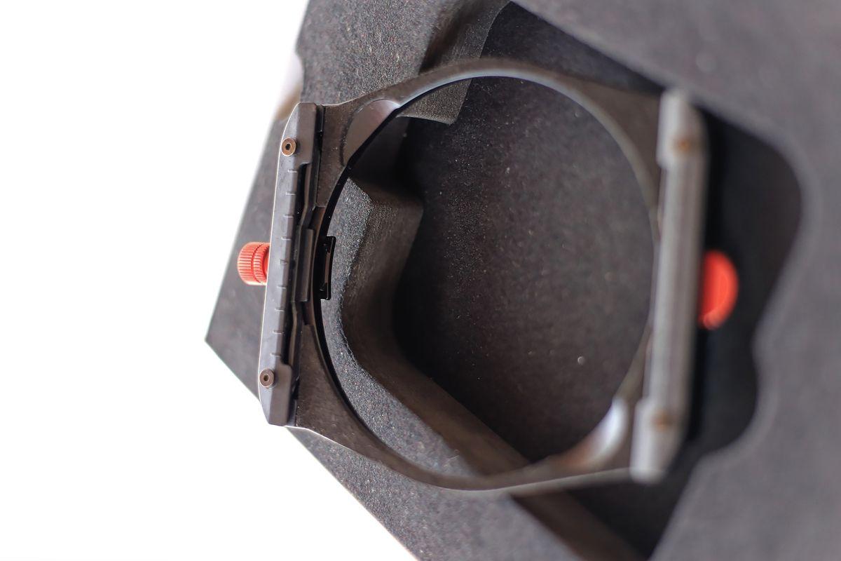porte filtre kase K9