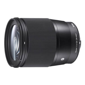 Sigma 16mm f1 4 DC DN Contemporary