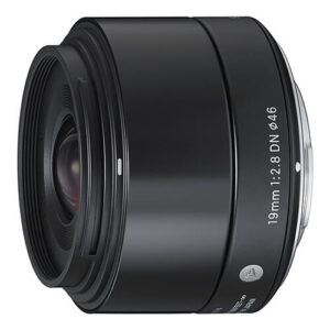 Sigma 19mm f 2 8 DN Art