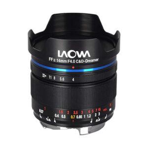 Laowa 14mm f 4 FF RL Zero-D
