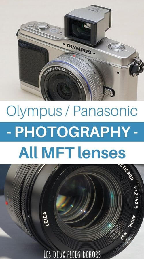 List of MFT photo lenses