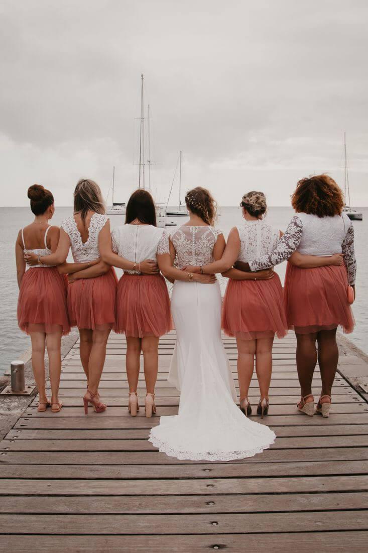 guests: Bridesmaids