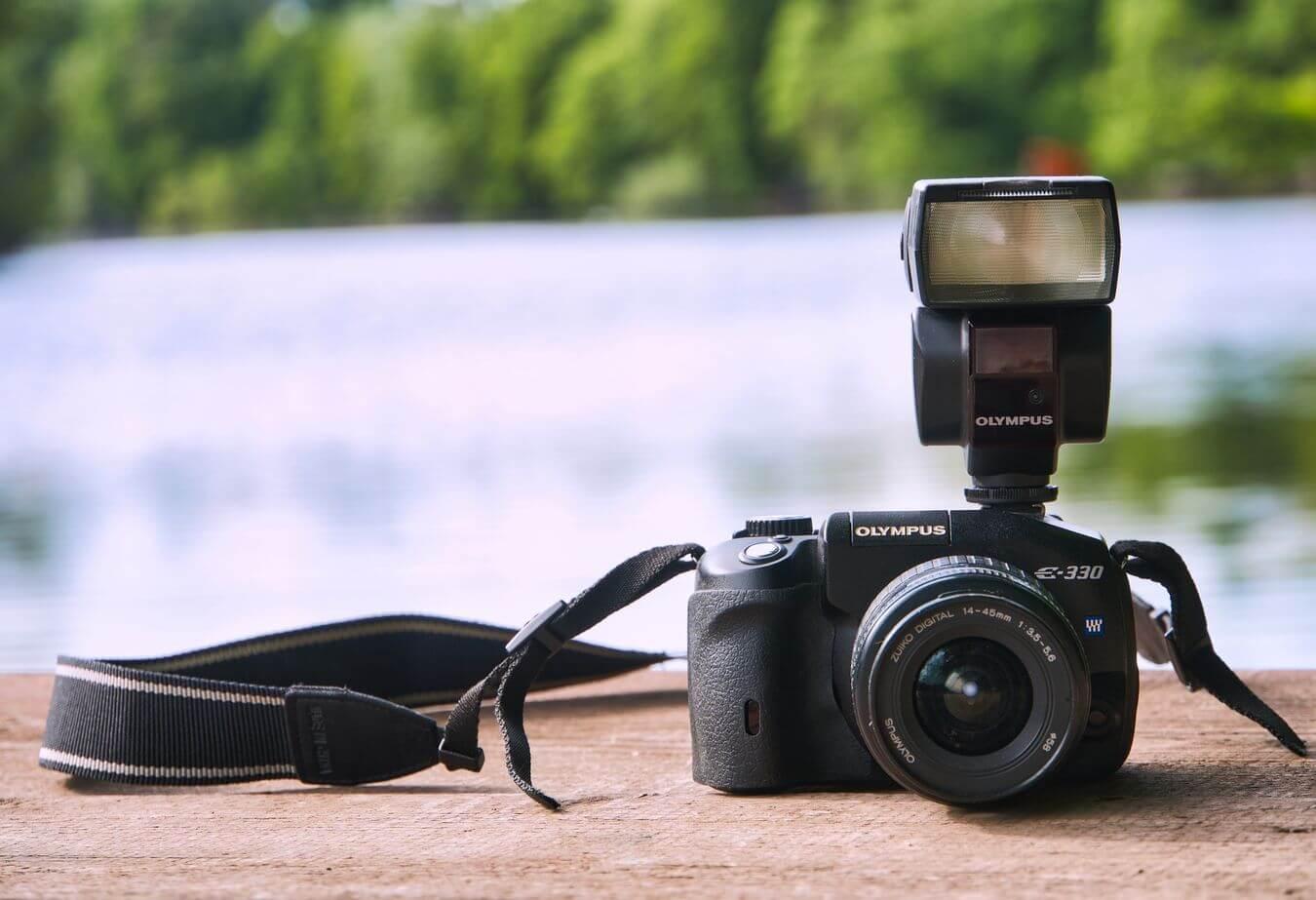 digital camera for portrait