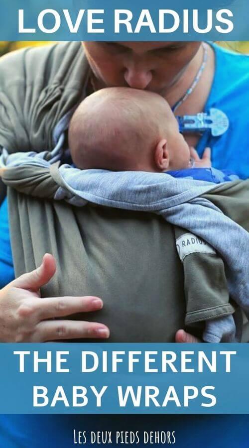 Love radius baby wraps