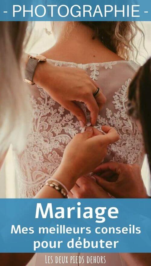 Mes conseils pour la photo de mariage