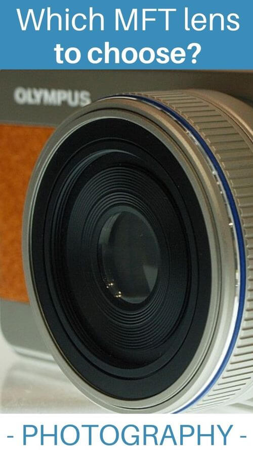 Choose your Micro 4_3 lens