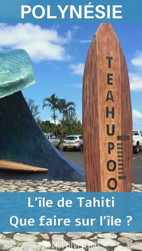 tahiti que faire