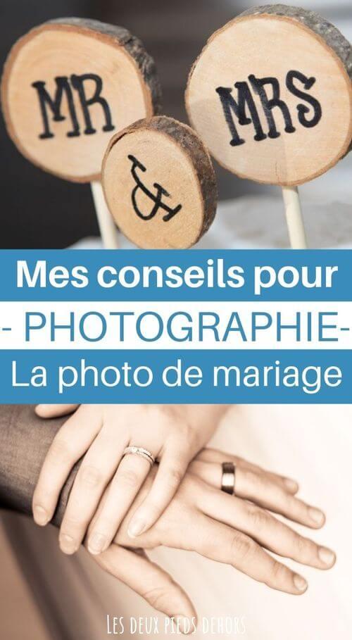 photo de mariage mes conseils