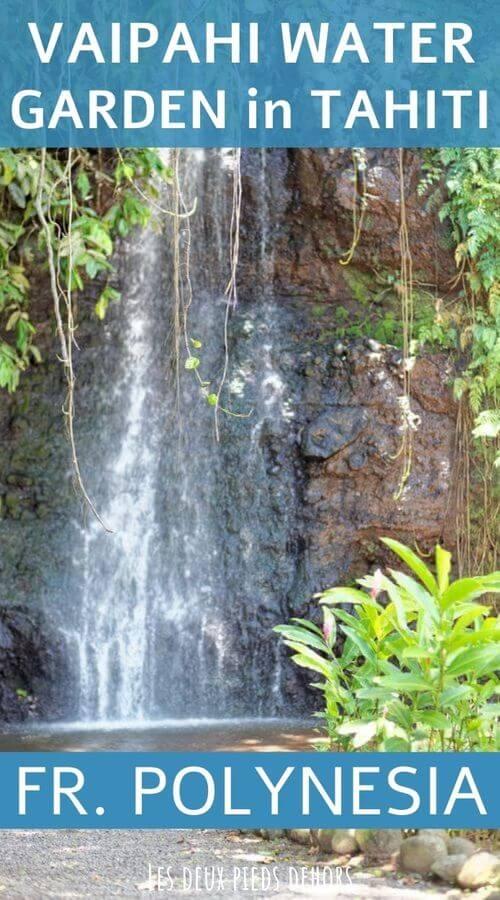 island of tahiti vaipahi