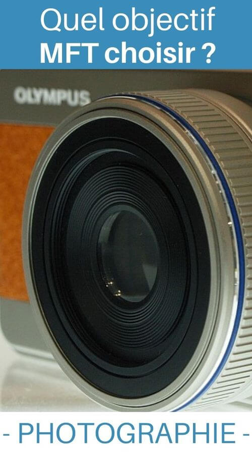 Liste objectifs MFT photo