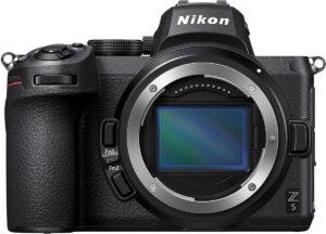 nikon z5 FF mirrorless camera