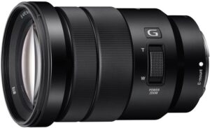 sony lens for portrait photography