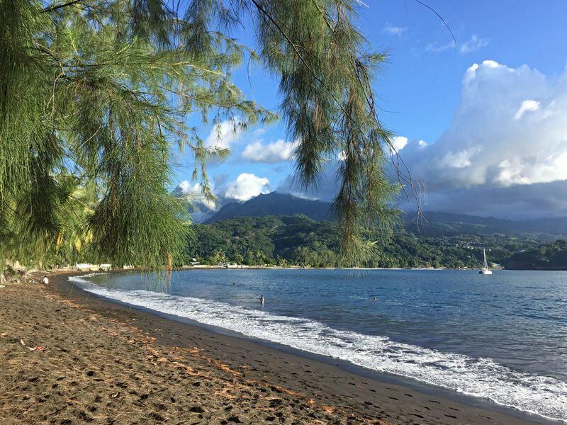 Pointe Venus Tahiti