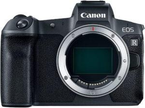 mirrorless camera Canon R