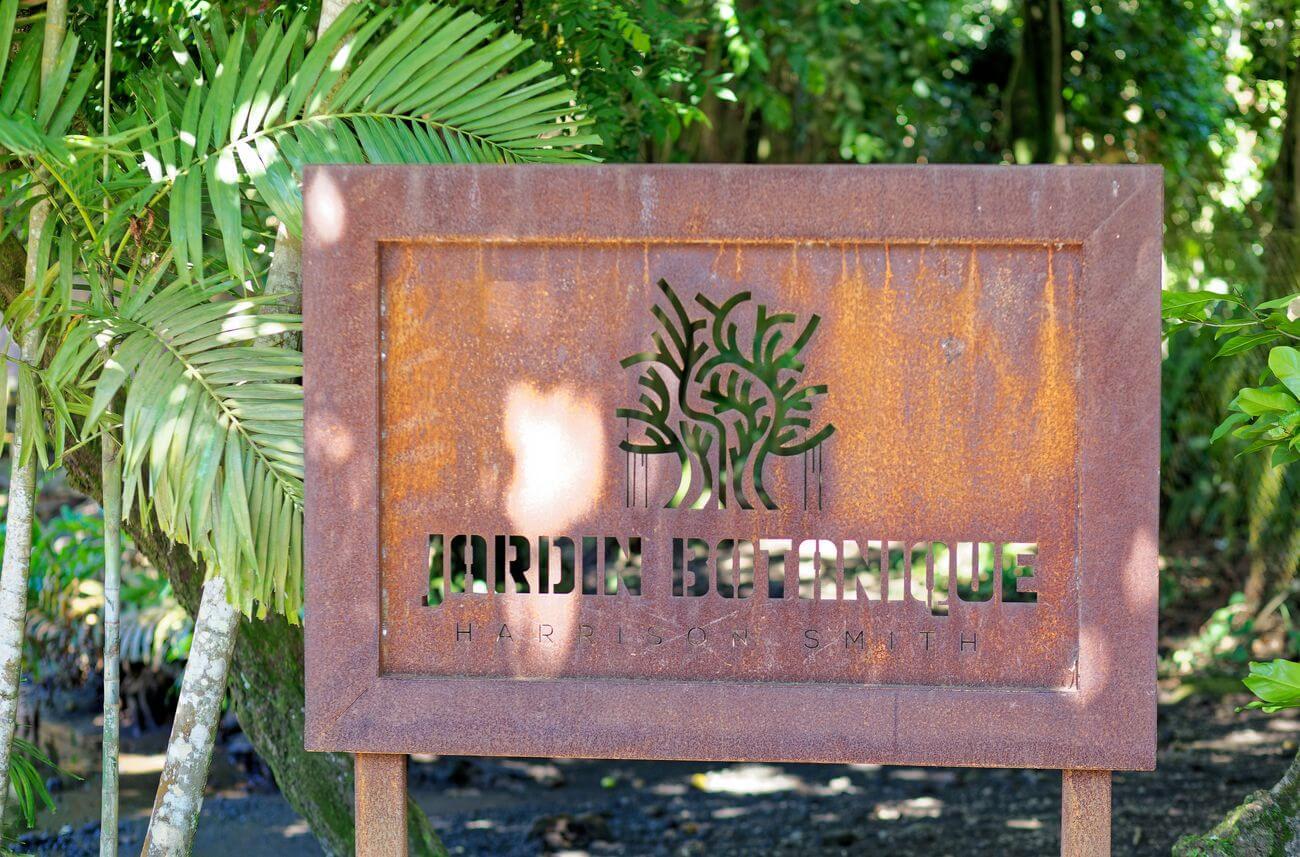 excursion au Jardin Harrison Smith