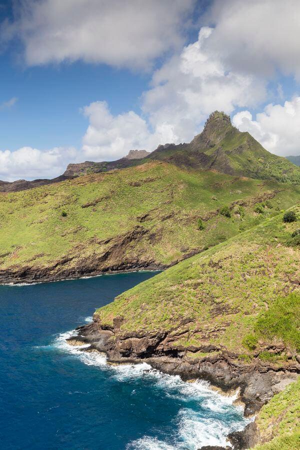 île de Hiva oa