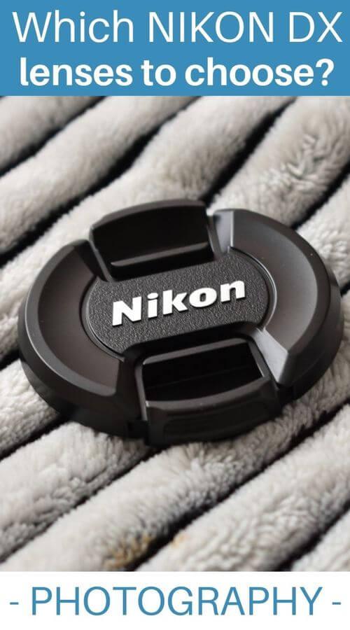 Nikon DX lenses for F mount