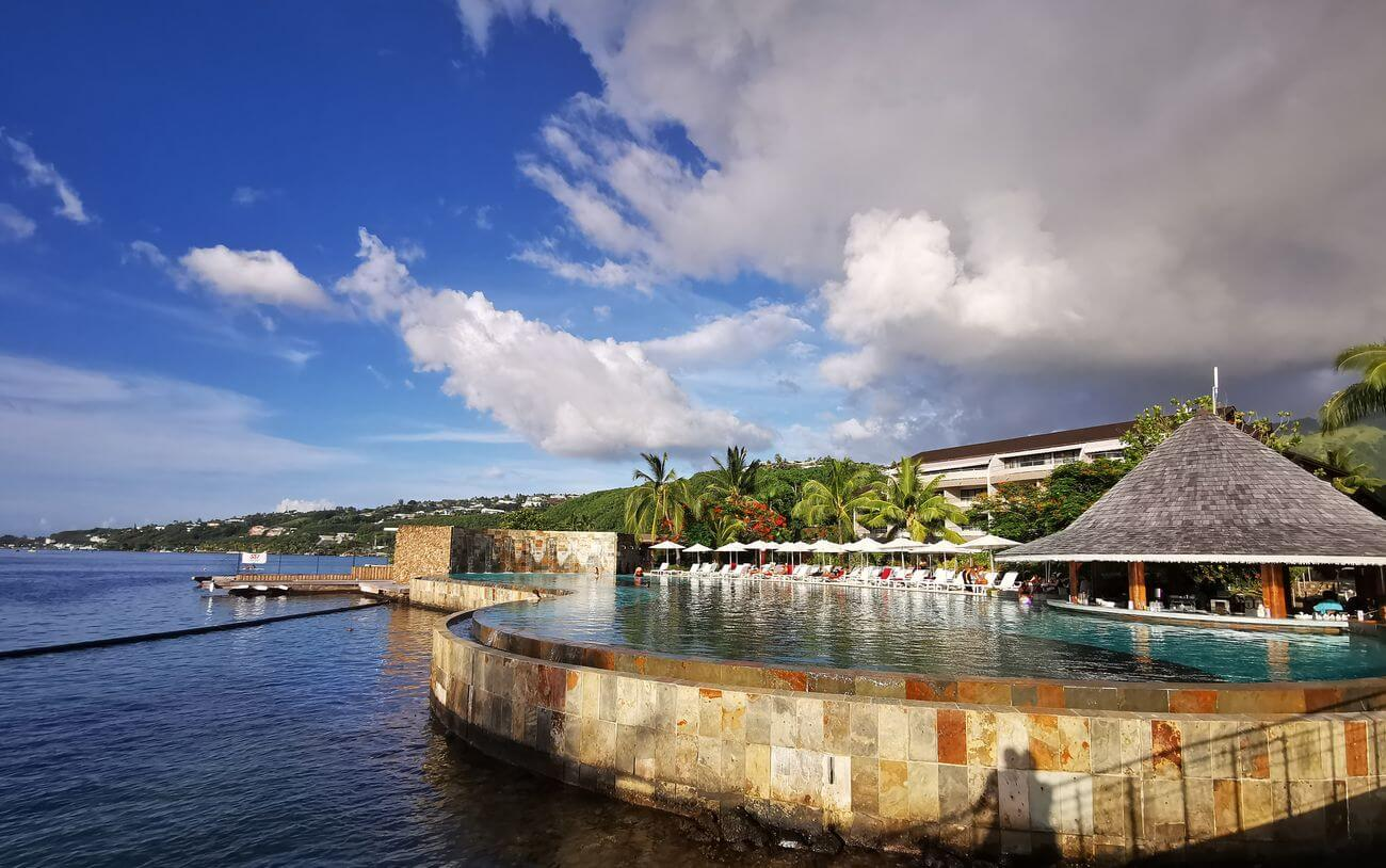 Manava Resort and Spa