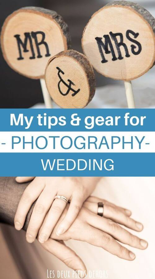 My top tips for taking pictures of weddings
