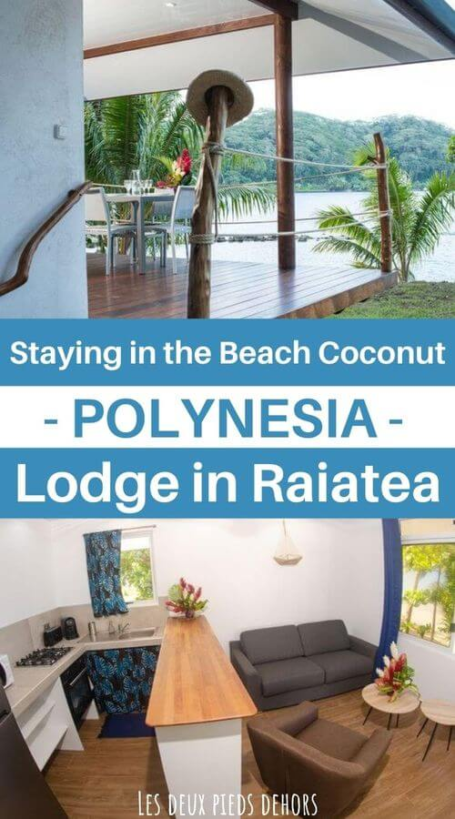 The beach coconut lodge raiatea