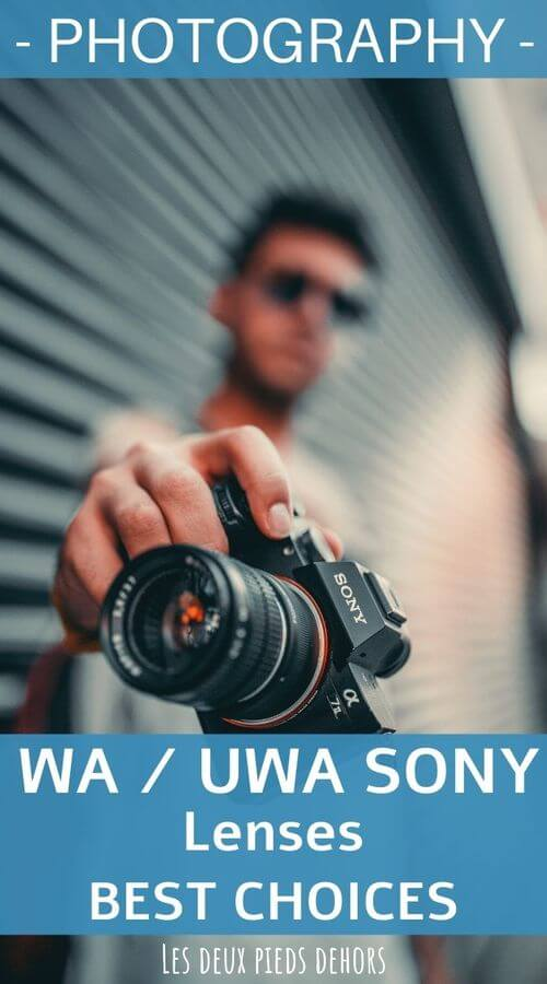 Wide angle sony for mirrorless