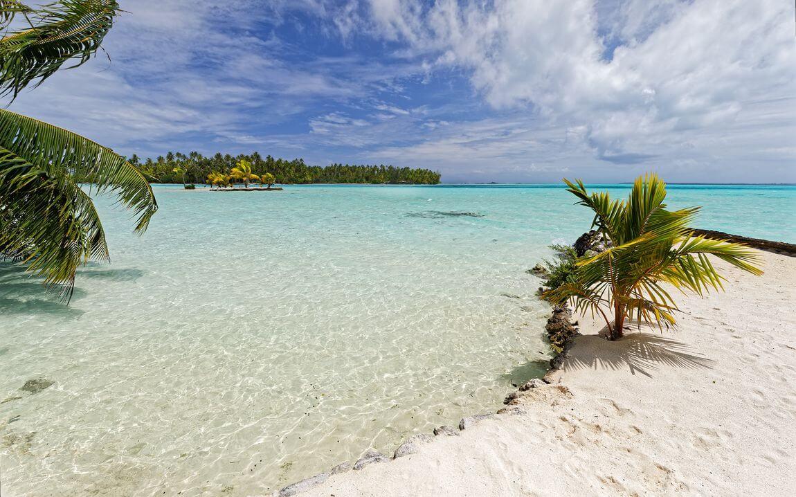 plage du Tahaa Resort