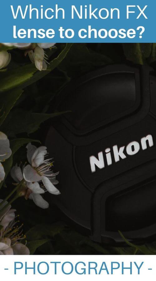 nikon fx lenses for full frame nikon camera