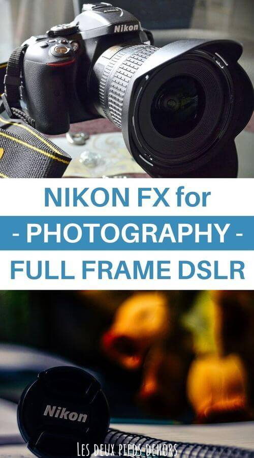 Nikon FX lenses for full-frame DSLR cameras