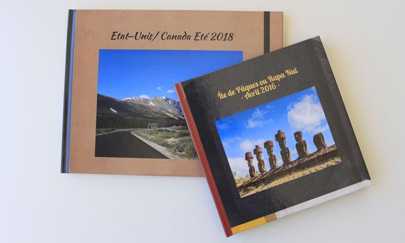 nos deux livres de chez photoweb