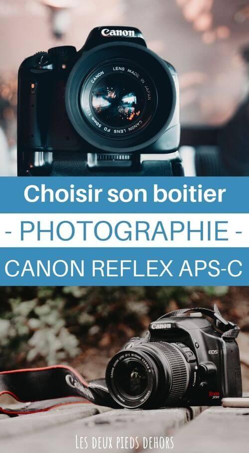 reflex canon aps-c listing