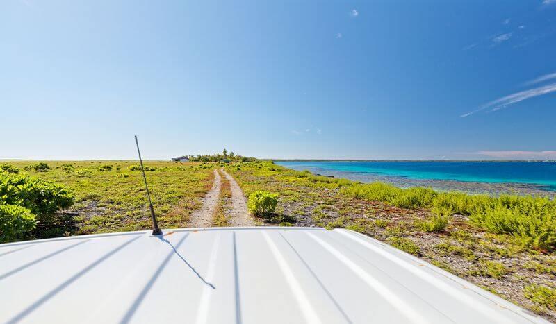 Atoll de Kauehi