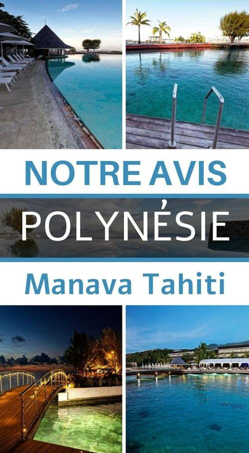 Séjour au Manava Tahiti