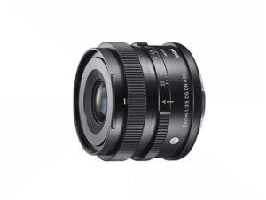 objectif sigma 24mm f/3.5