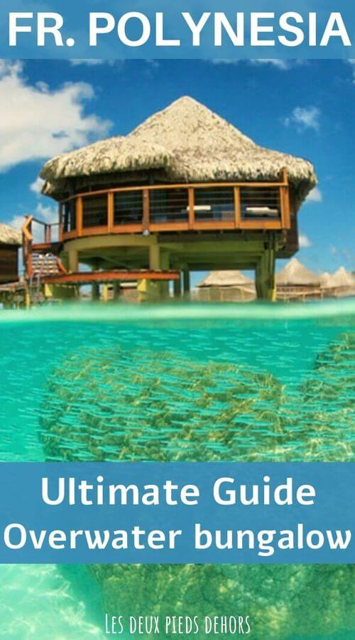 overwater hotels in Polynesia