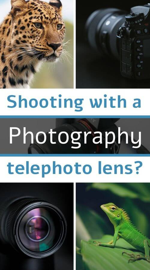 Tips for shooting with a telephoto lens