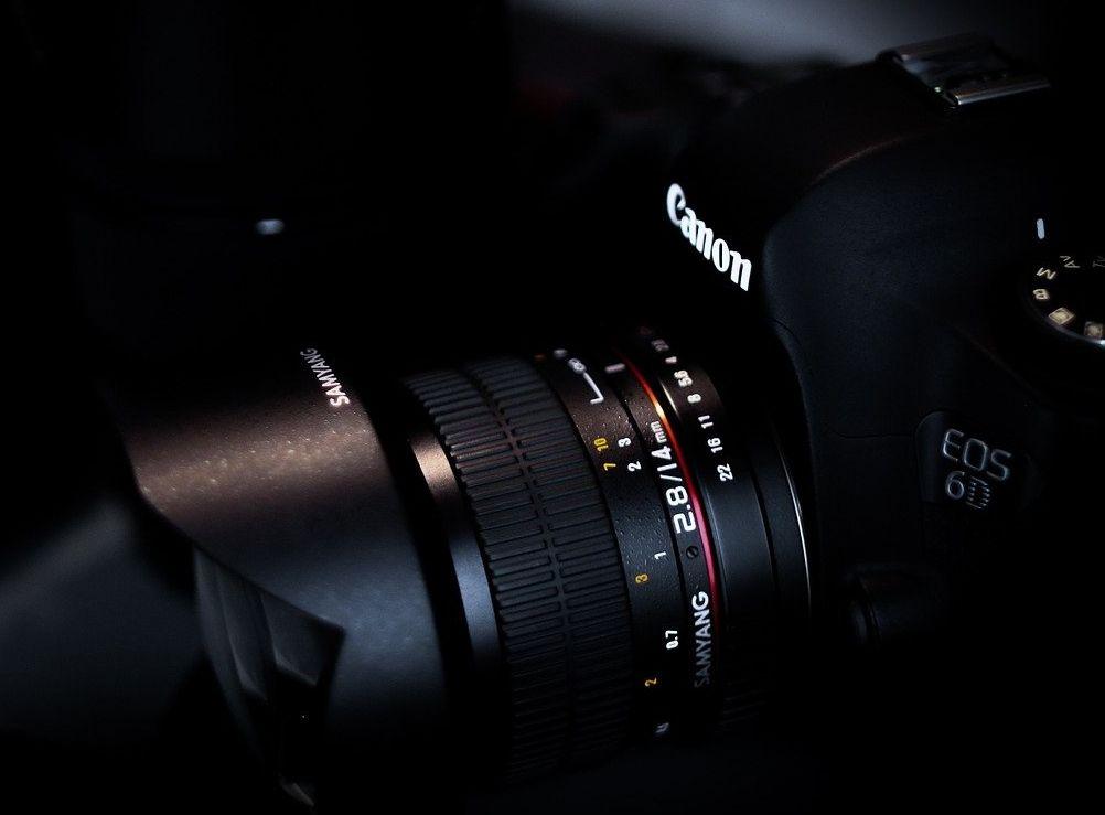 all camera lenses around