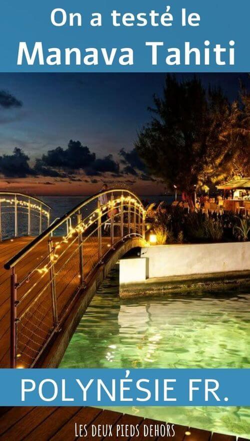 Hôtel Tahiti
