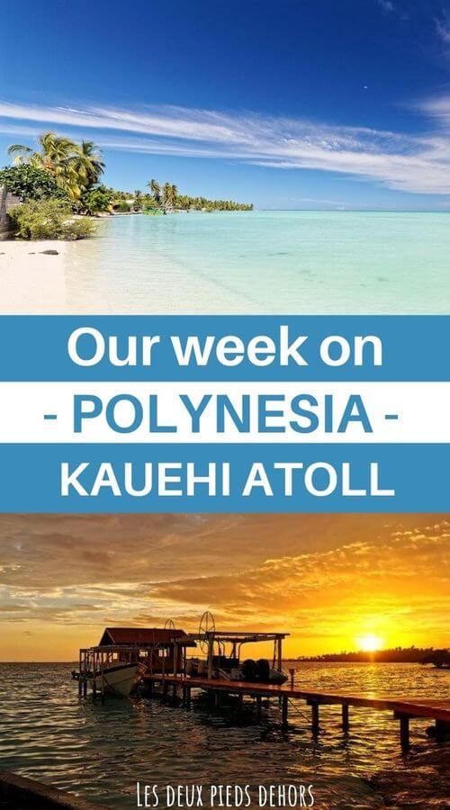 Kauehi polynesia