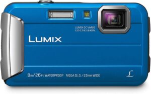Panasonic Lumix DMC-FT30 appareil étanche
