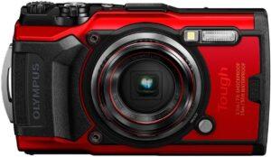 le très bon appareil photo étanche olympus TG6