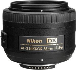 the nikon 35mm G reflex