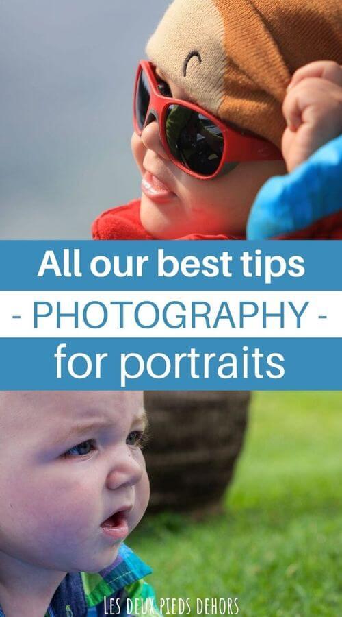 Portrait photos my advice